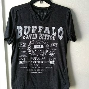 Buffalo David Bittin t-shirt. Small